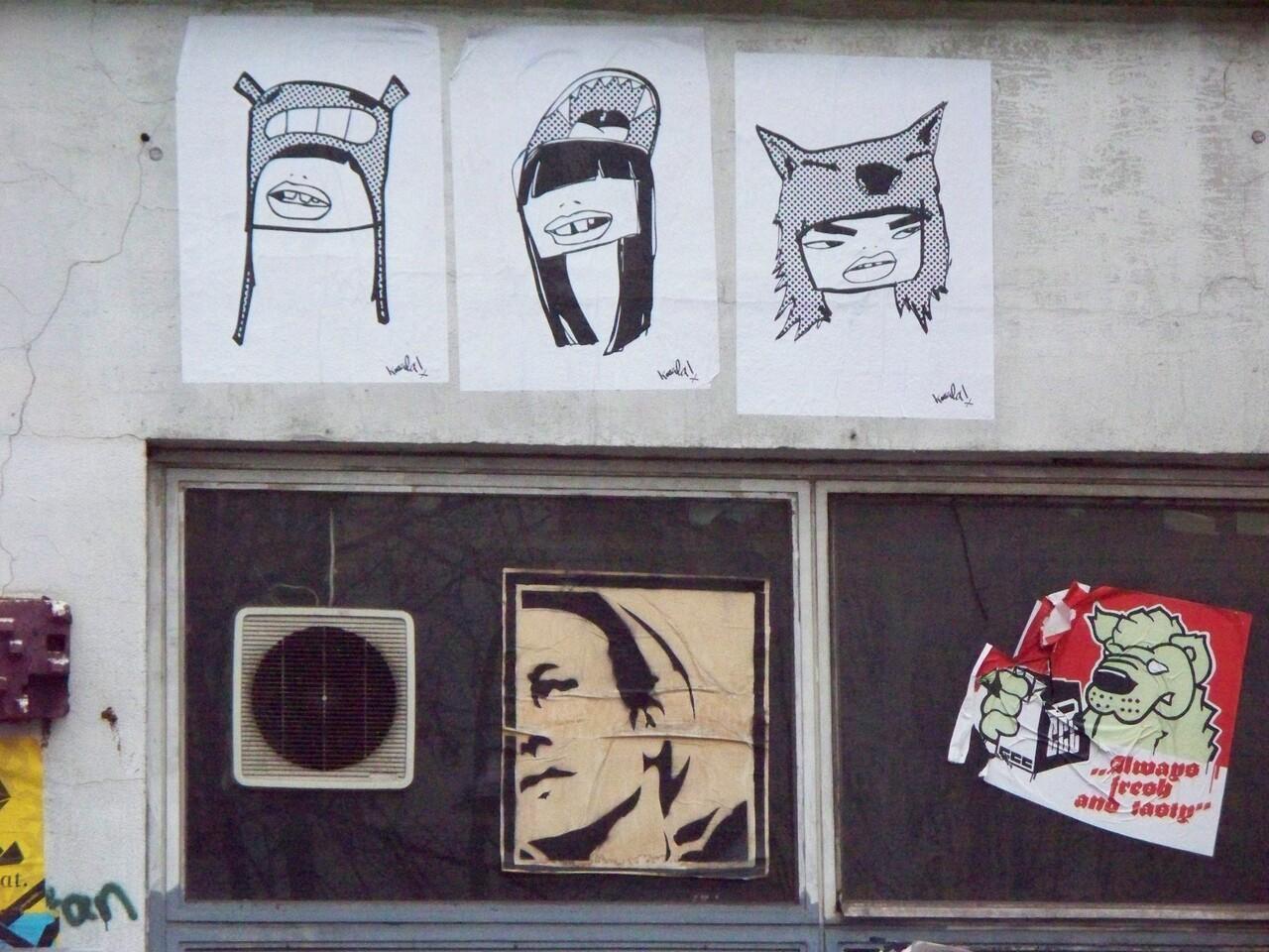 street art neues kreuzberger zentrum sten the man. Black Bedroom Furniture Sets. Home Design Ideas