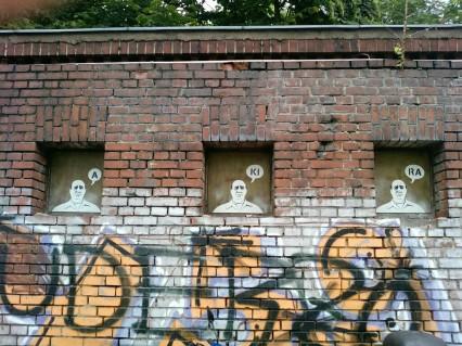 Street Art Berlin Akira