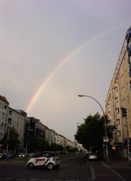 Regenbogen Berlin