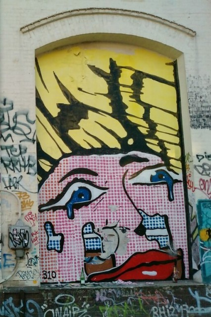 Street Art Berlin RAW