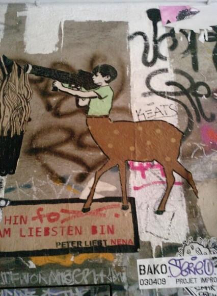 Street Art Berlin Mitte