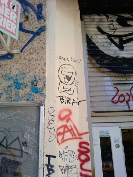 Street Art Prost