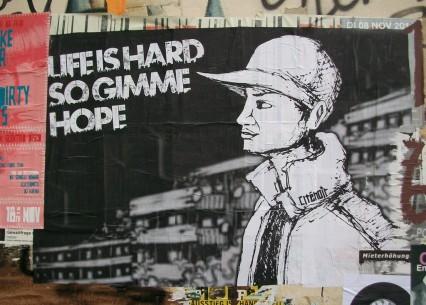 Street Art Citénoir Berlin Neukölln