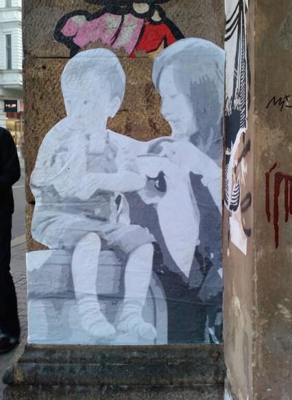 Street Art St8ment Berlin