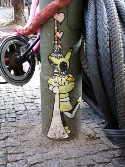 'Street Art Berlin Kreuzberg