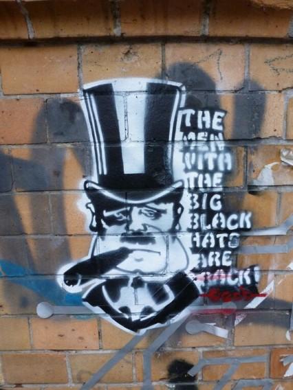 Street Art Berlin Friedrichshain
