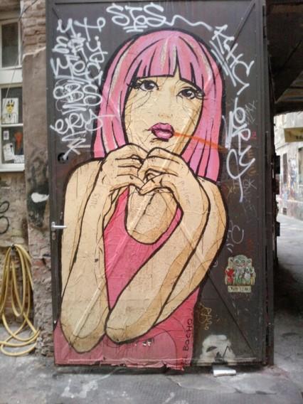 Street Art Berlin Mitte El Bocho