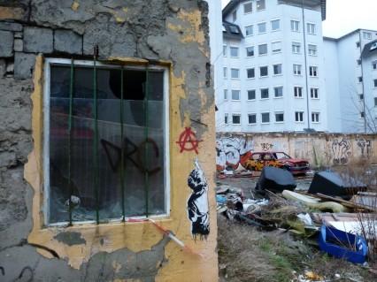 Street Art Berlin Friedrichshain Alias