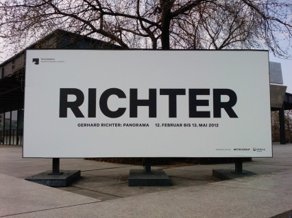 Gerhard Richter Panorama Berlin