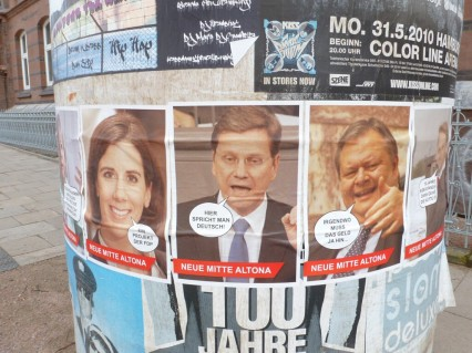 Street Art Neue Mitte Altona