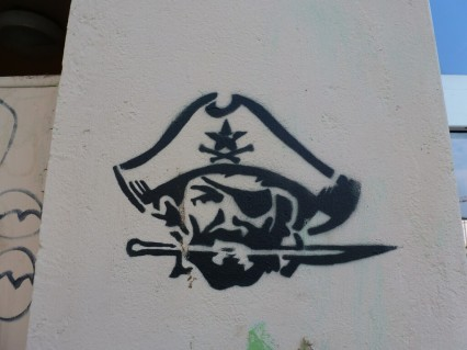 Street Art Hamburg Los Piratoz