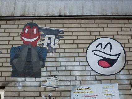 Street Art St Pauli