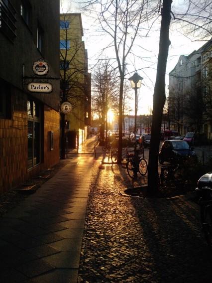 Berlin Monumentenstraße