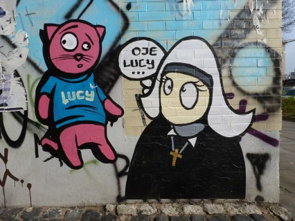Street Art Hamburg Little Lucy El Bocho
