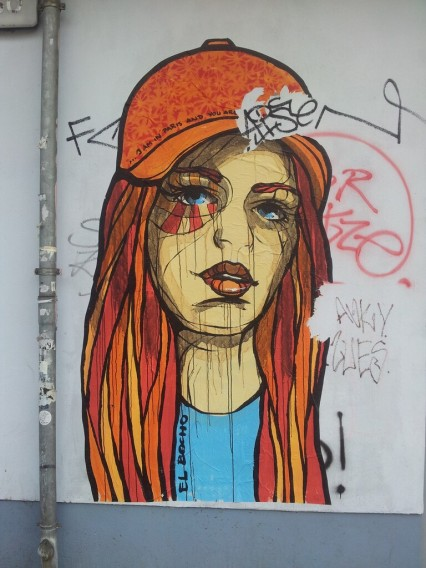 Street Art El Bocho Berlin