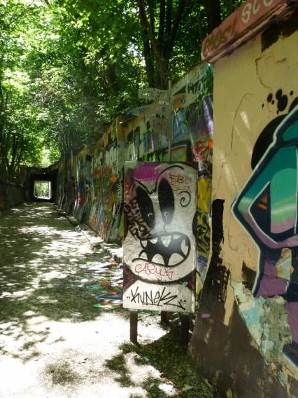 Street Art Graffiti Priesterweg Berlin