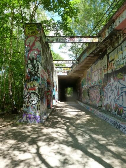 Südgelände Park Priesterweg Berlin