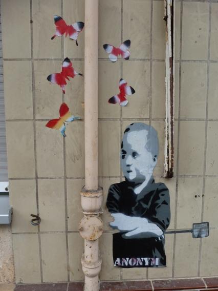 Street Art Anonym