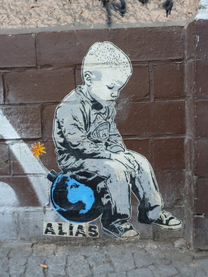 Street Art Alias