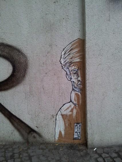 Street Art Alaniz Berlin