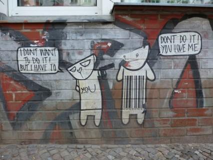 Street Art Urben Berlin