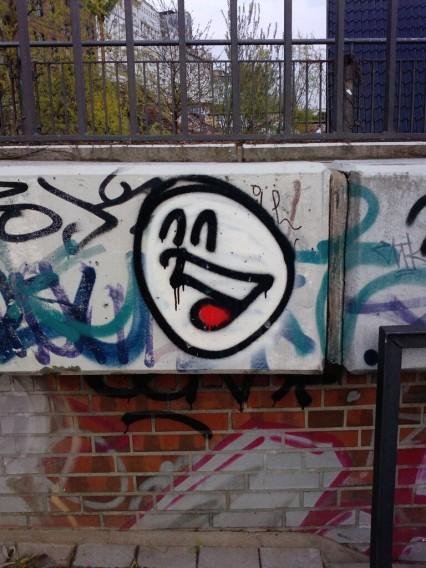 Street Art Prost Berlin