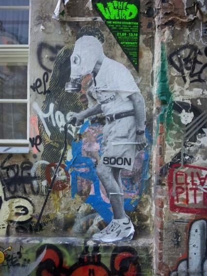 Street Art So On Berlin