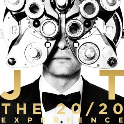 Justin-Timberlake The 20/20 Experience