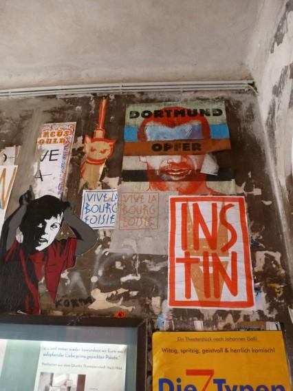 Haus Schwarzenberg Street Art Berlin Mitte Alias