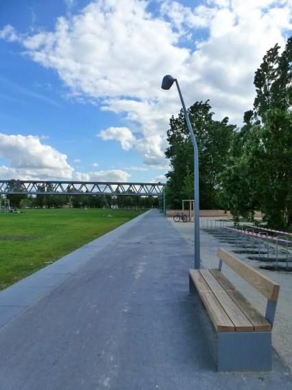 Park Gleisdreieck Berlin
