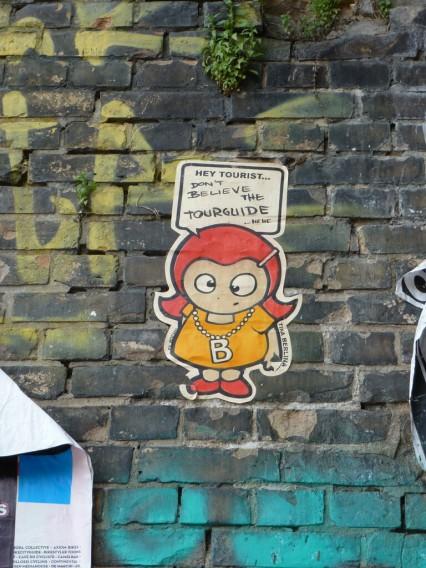 Street Art Berlin El Bocho