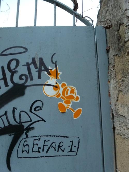 Street Art Napoli Naples Neapel